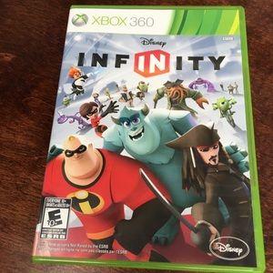 XBOX 360 game , Disney Infinity
